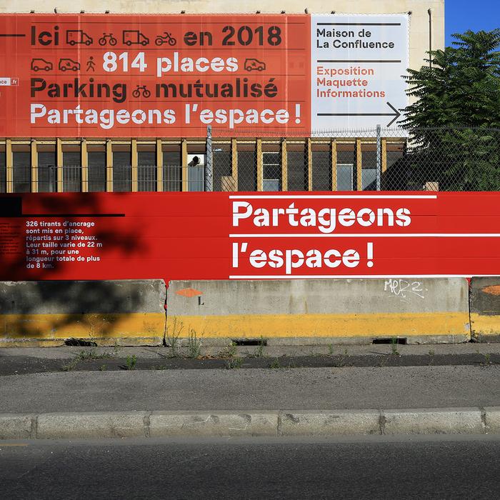 Lyon Confluence signs 5