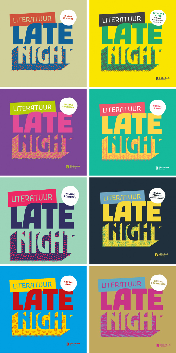 Literatuur Late Night 3
