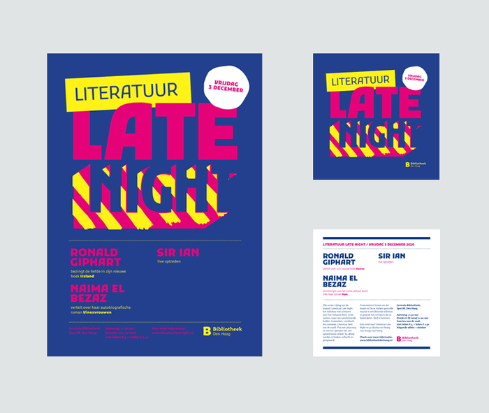 Literatuur Late Night 2