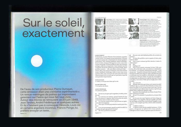 Papiers magazine 5