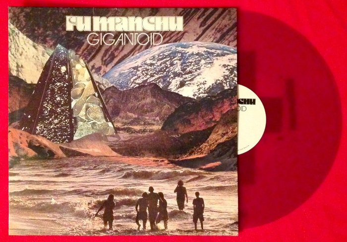 Fu Manchu – Gigantoid album art 5