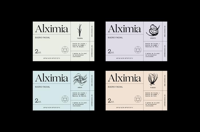 Alximia 9