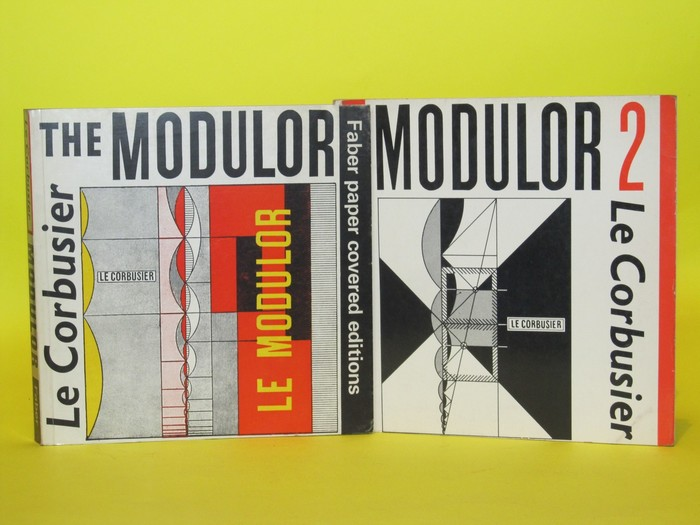 The Modulor and Modulor 2, Faber & Faber, 1973