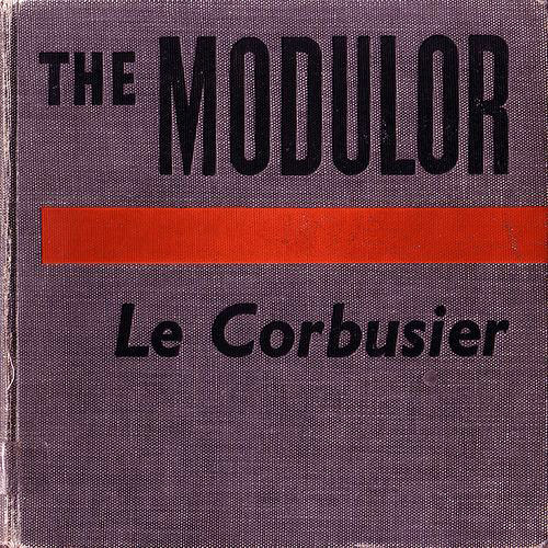 The Modulor and Modulor 2, 1st English edition, Faber & Faber
