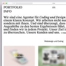 101 Coding und Design