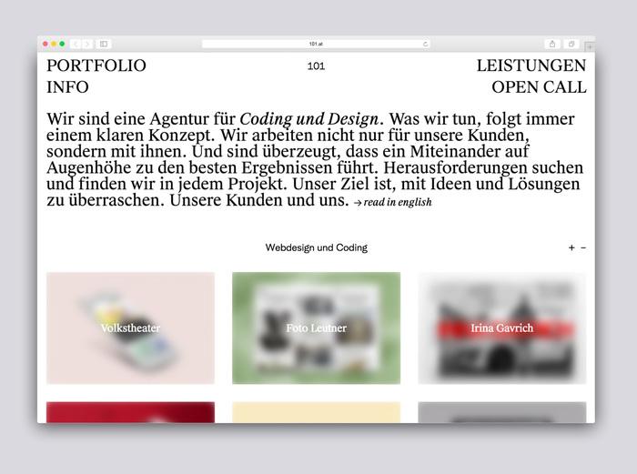 101 Coding und Design 2