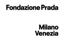Fondazione Prada identity and website