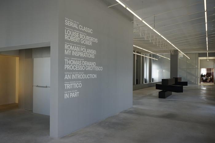 Fondazione Prada identity and website 6