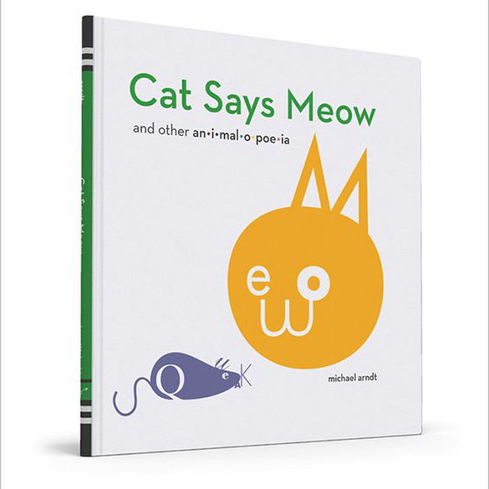 Cat Says Meow and other animalopoeia 1