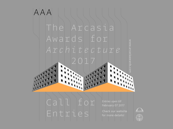 Arcasia Awards for Architecture 2017 2