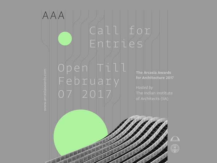 Arcasia Awards for Architecture 2017 3