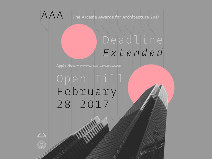 Arcasia Awards for Architecture 2017 5