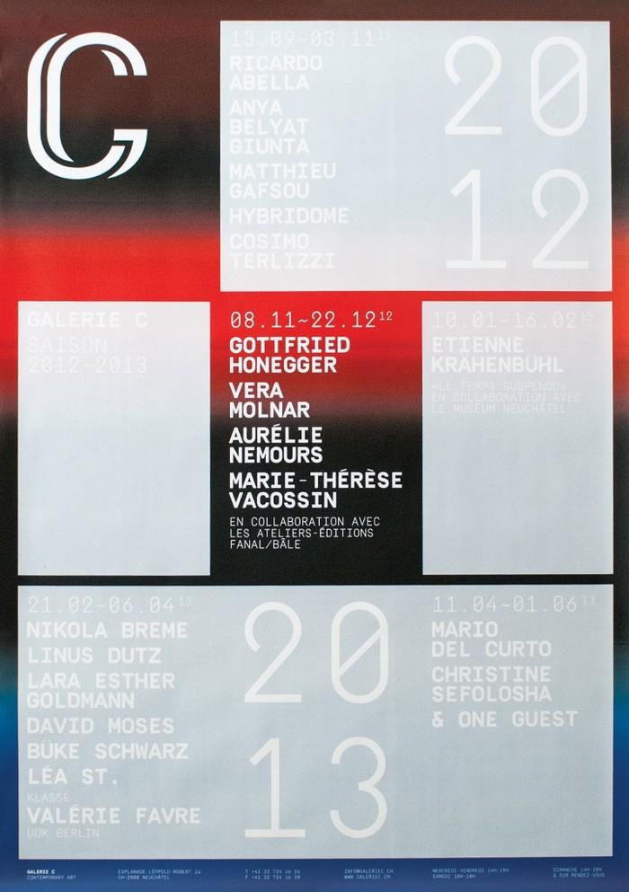 Galerie C 2012–2013 3
