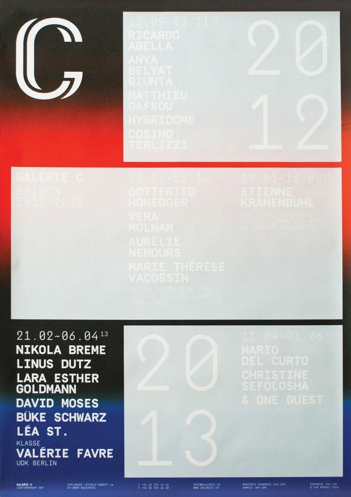 Galerie C 2012–2013 6