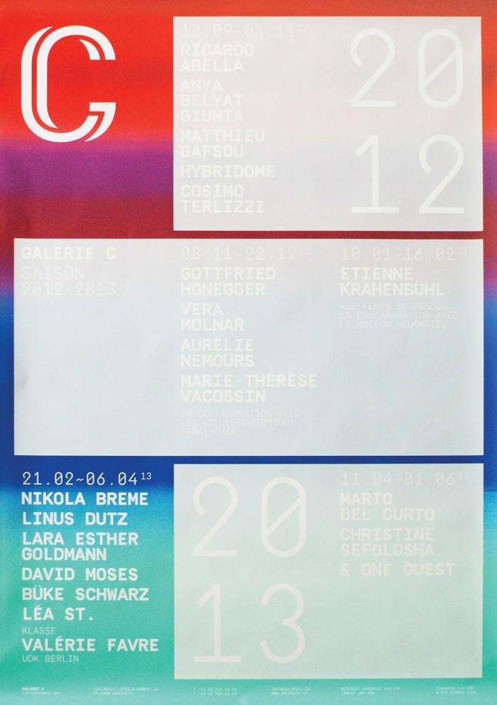 Galerie C 2012–2013 7