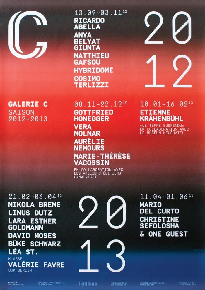 Galerie C 2012–2013 8