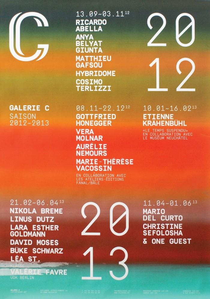 Galerie C 2012–2013 9