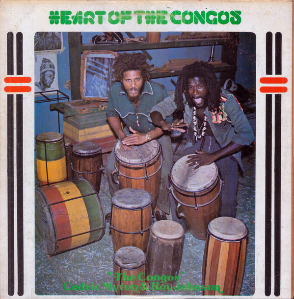 Heart Of The Congos by The Congos 1