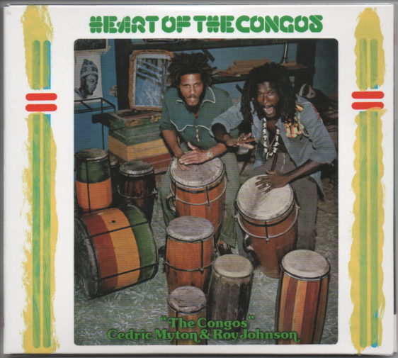 Heart Of The Congos by The Congos 3