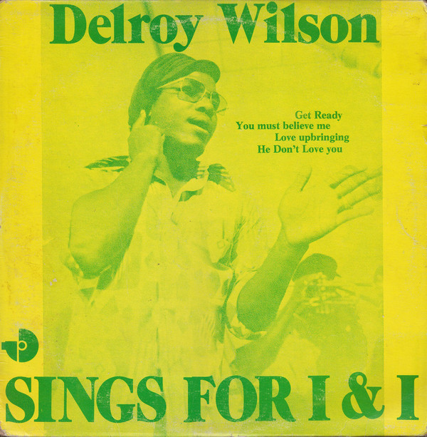 Delroy Wilson – Sings for I&I album art 1