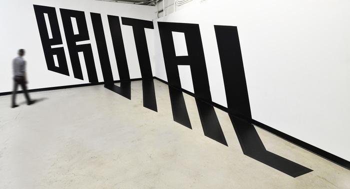 Brutal exhibition, Phaidon Gallery 5