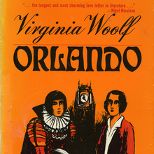 <cite>Orlando</cite> by Virginia Woolf (Harvest/HBJ Books)