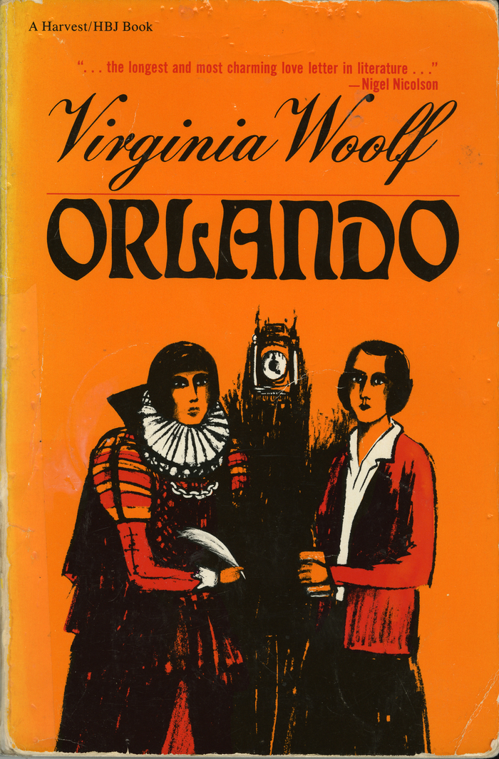 Orlando – Virginia Woolf (Harvest/HBJ Books)