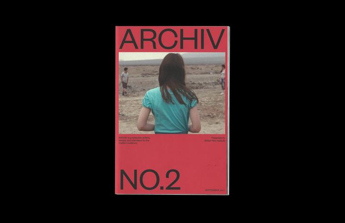 British Film Institute (fictional redesign) 5