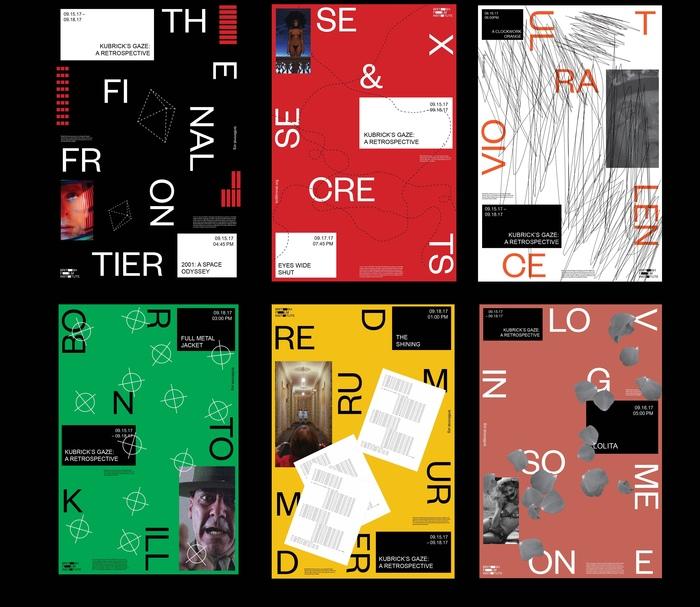 British Film Institute (fictional redesign) 2