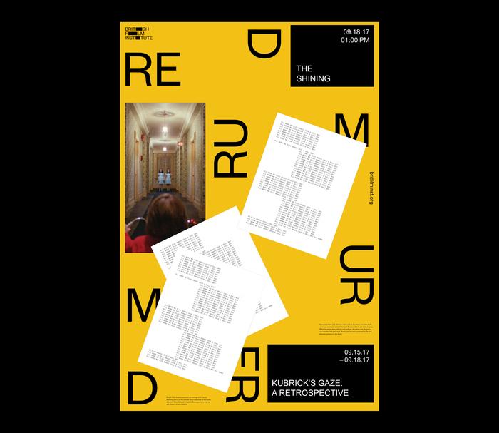 British Film Institute (fictional redesign) 4