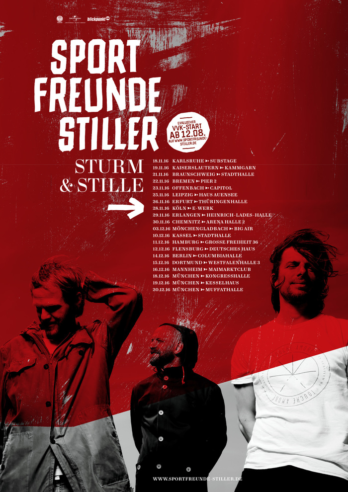 Sportfreunde Stiller — Sturm & Stille 1