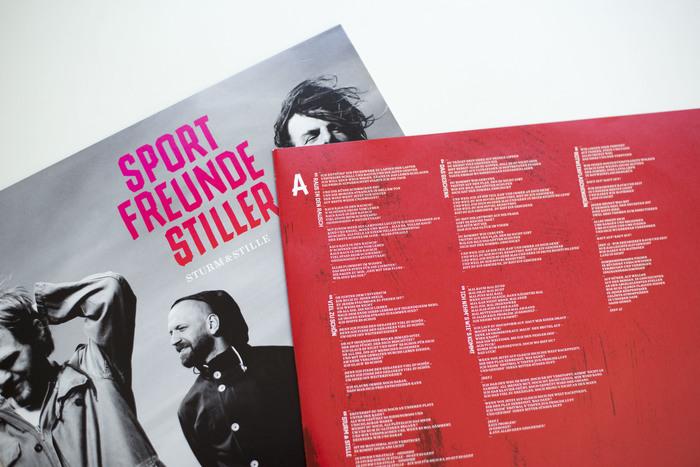 Sportfreunde Stiller — Sturm & Stille 4