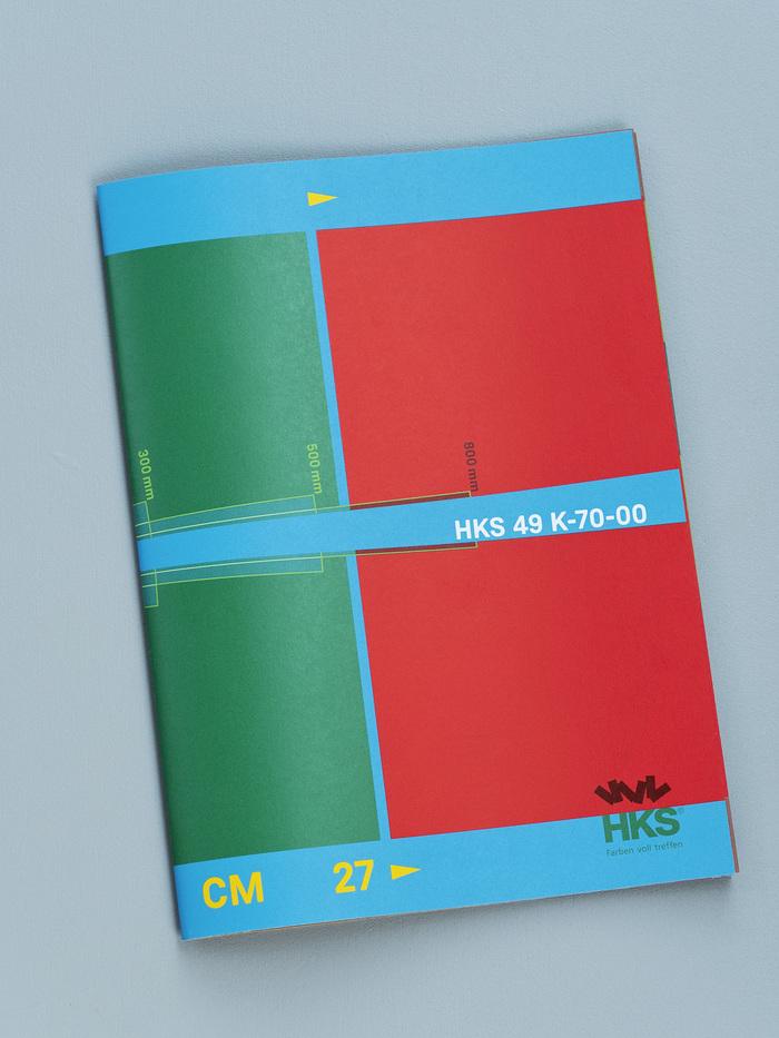 HKS Colourmatch 27 1