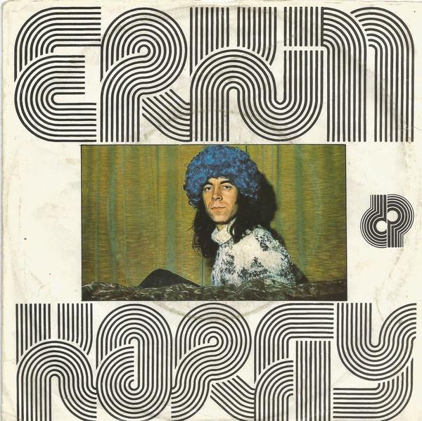 """Erkin Koray – """"Arap Saçı"""" / """"Tımbıllı"""" single cover 2"""