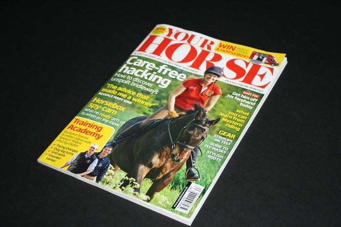 Your Horse magazine 1