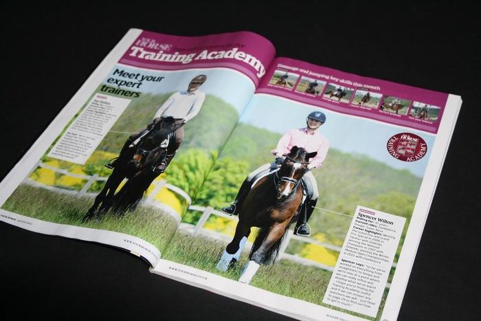 Your Horse magazine 2