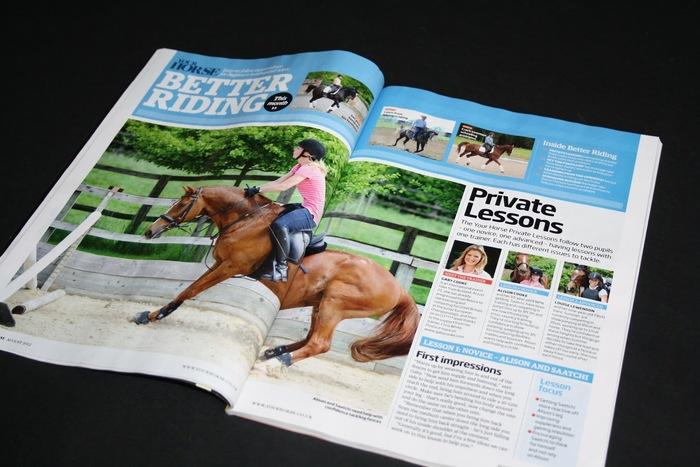 Your Horse magazine 3