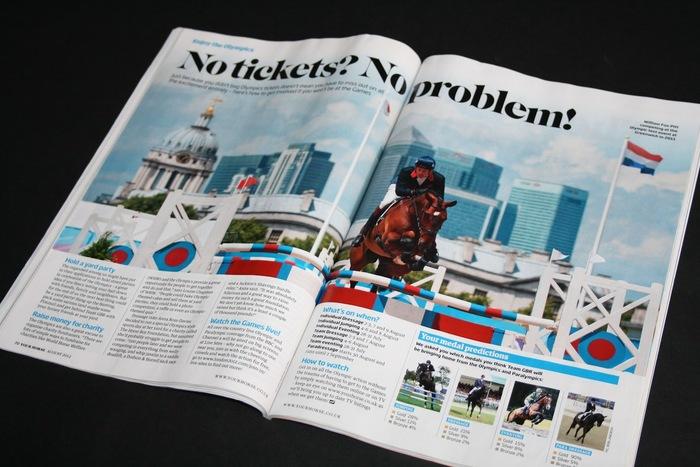 Your Horse magazine 4