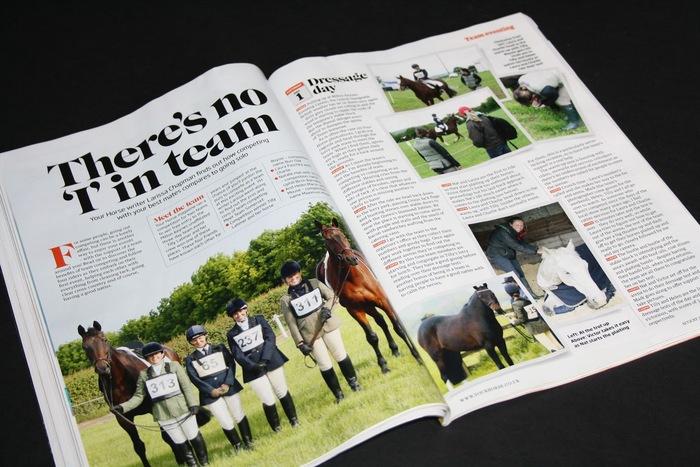 Your Horse magazine 5