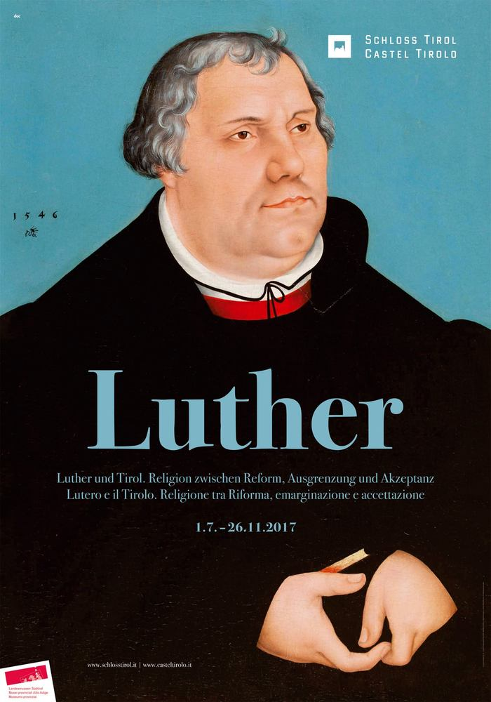 Luther und Tirol exhibition 3
