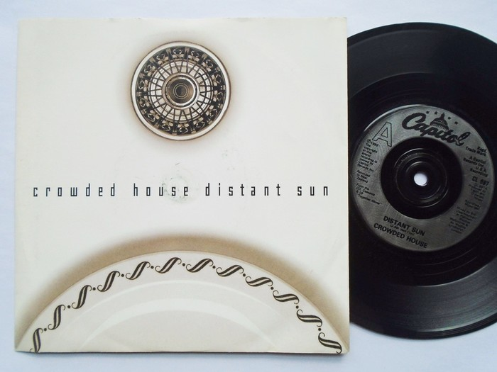 Crowded House – Distant Sun (single) 1