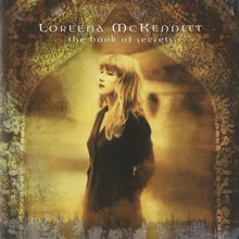 Loreena McKennitt – <cite>The Book of Secrets </cite>album art