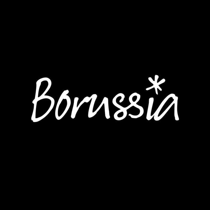 Borussia logo and Kinda Love (EP) 2