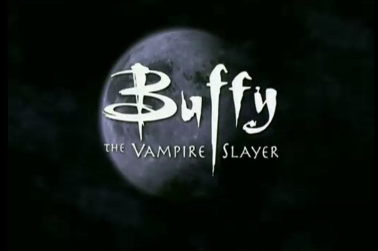 Buffy the Vampire Slayer logo credits