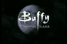 <cite>Buffy the Vampire Slayer</cite> logos