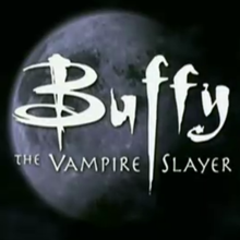 <cite>Buffy the Vampire Slayer</cite> logos