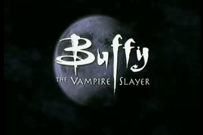 Buffy the Vampire Slayer logos 1