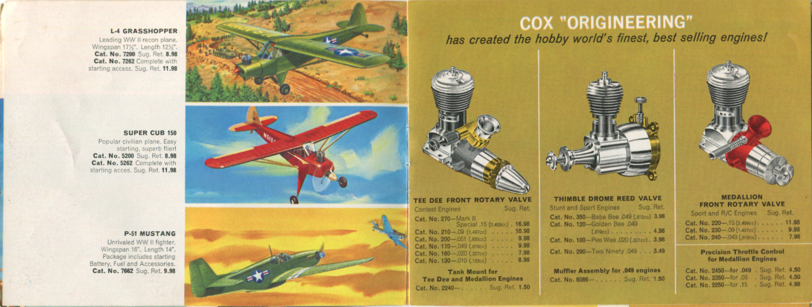 The Exciting World of Cox Hobbies - Fonts In Use