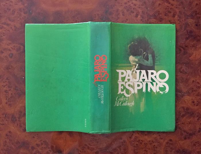 El Pajaro Espino book jacket (1977 edition)