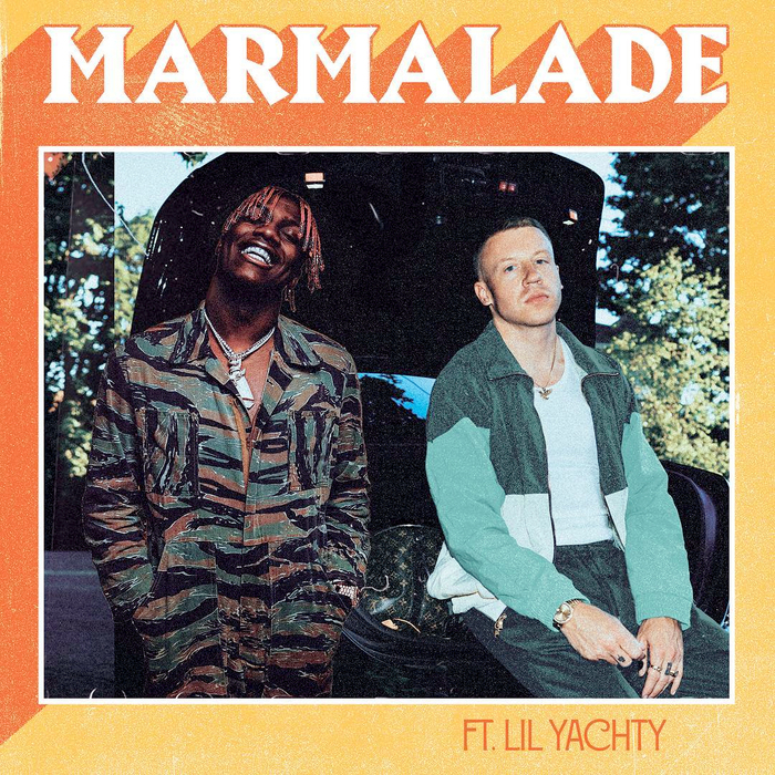Marmalade and  Good Old Days Macklemore 2